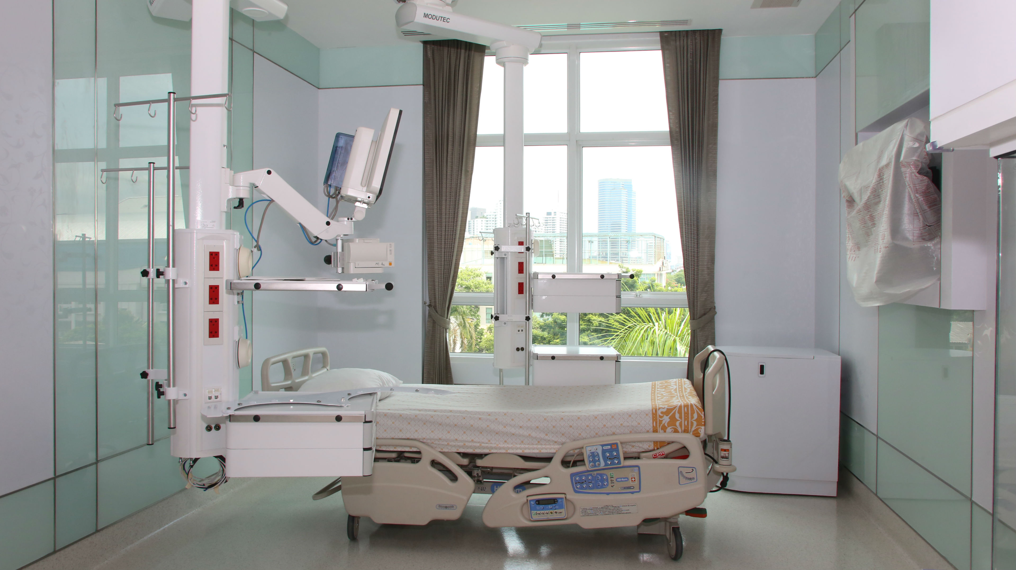 Critical Care Complex Samitivej Sukhumvit Hospital