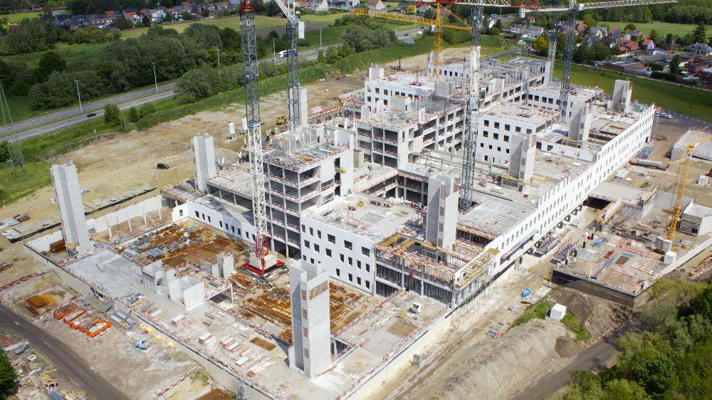 Nieuw Ziekenhuis AZ Sint Maarten