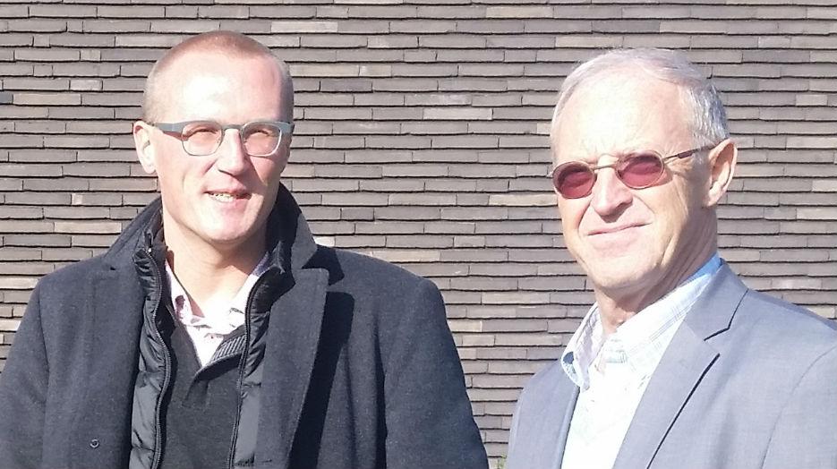 Jan De Varé en Marnix Van de Voorde