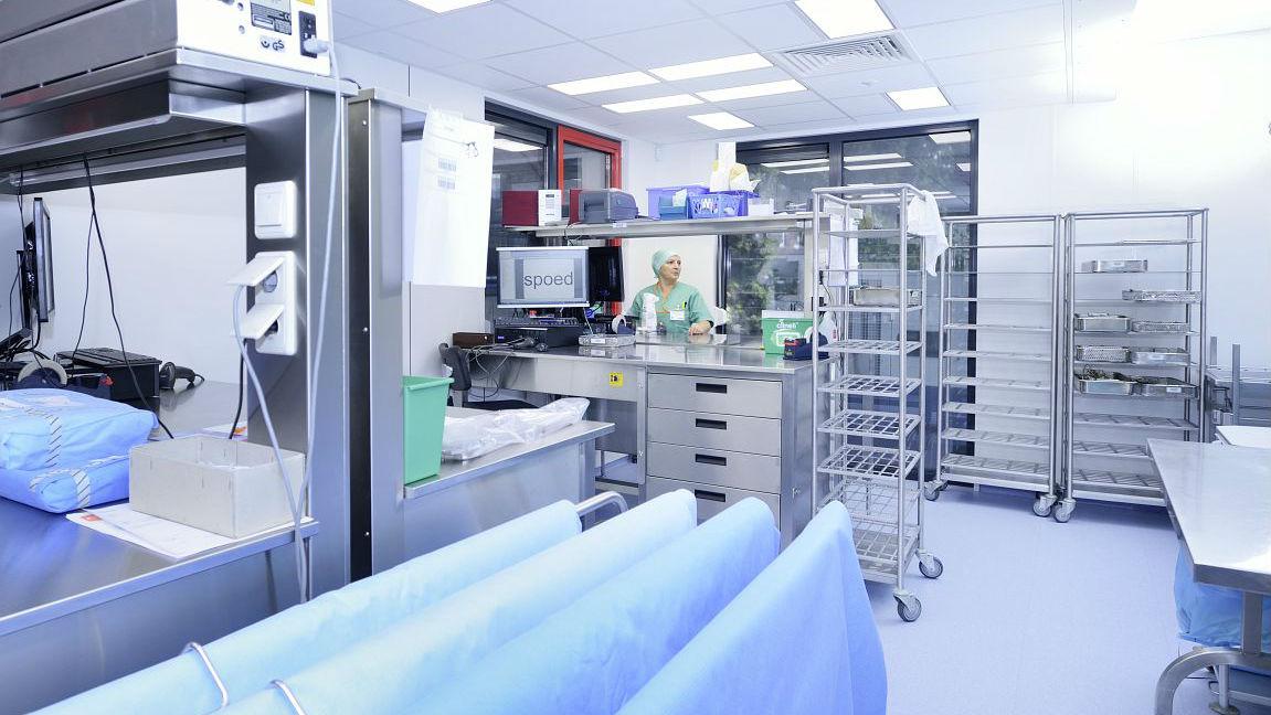 Centrale Sterilisatie Unit
