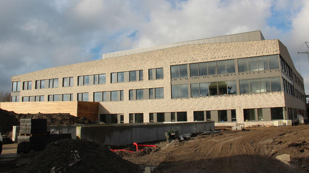 GVO - WZC Zedelgem in opbouw