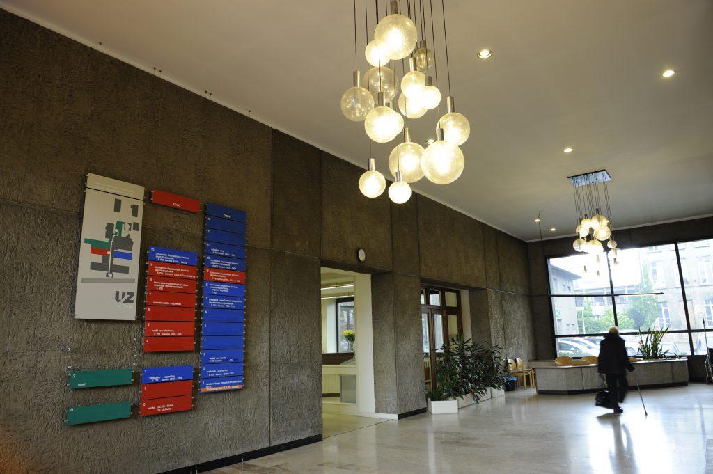 Schoonmaak UZ Leuven