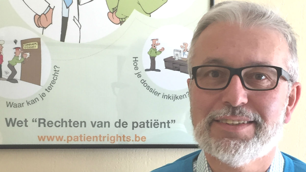 VVOVAZ Johan Behaeghe