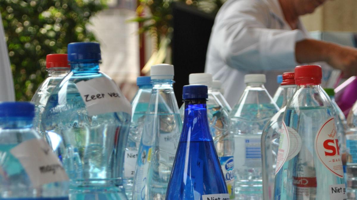 Water in Ziekenhuizen