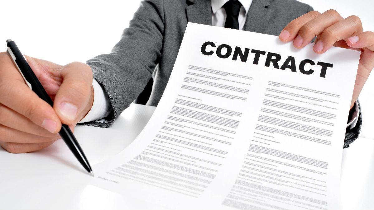 Contractbeheer in de zorg