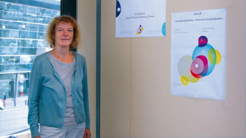 Isabelle van der Brempt