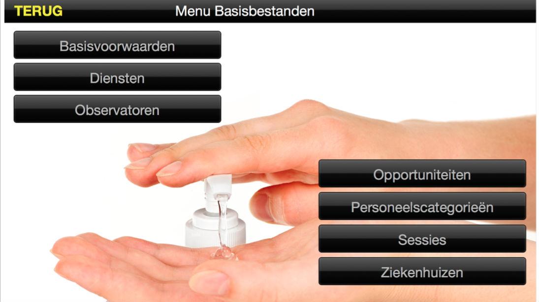 App GZA Handhygiene