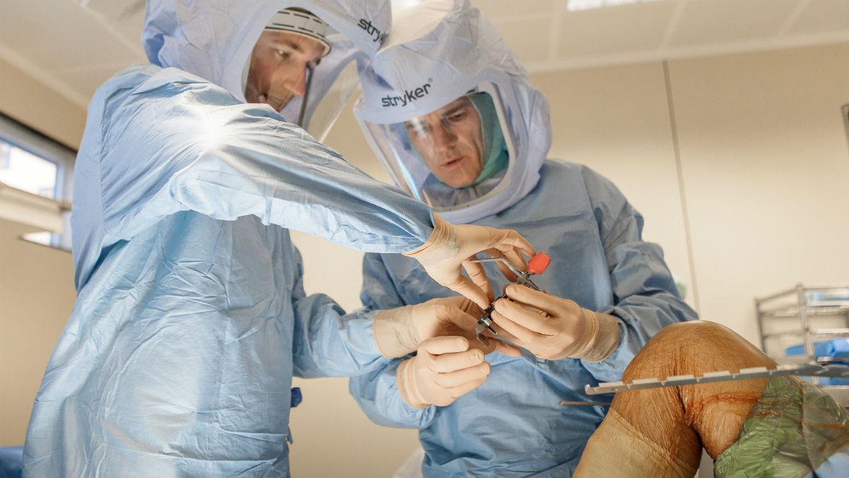 Operatie instrumenten eenmalige gebruik AZ Turnhout