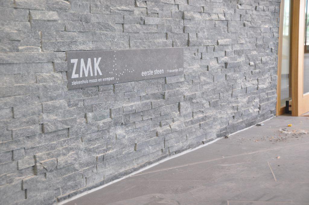 Eerste steen ZMK