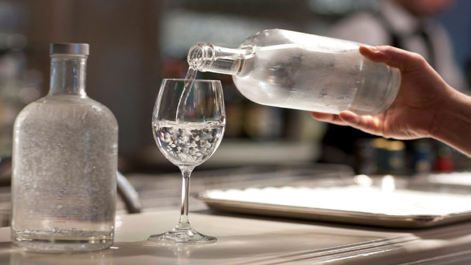 Miele Flessenwasser