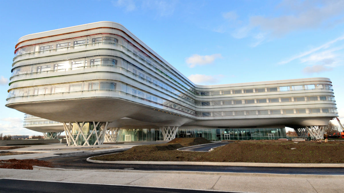 Nieuwbouwziekenhuis AZ Zeno