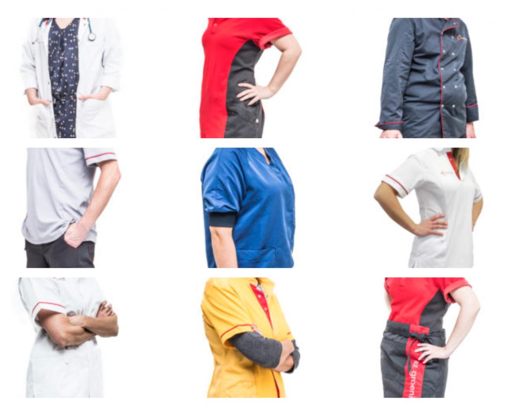 AZ Groeninge Uniformen