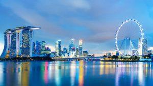 De zorg in Singapore