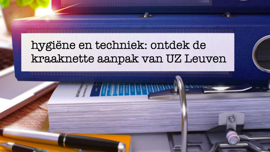 UZ Leuven Hygiene