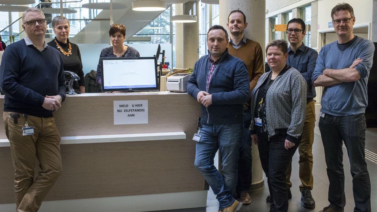 Patientbegeleidingssysteem UZ Gent
