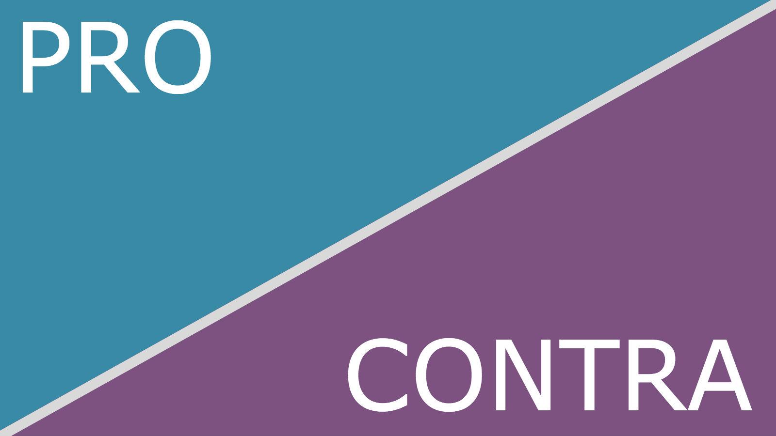 Pro Contra