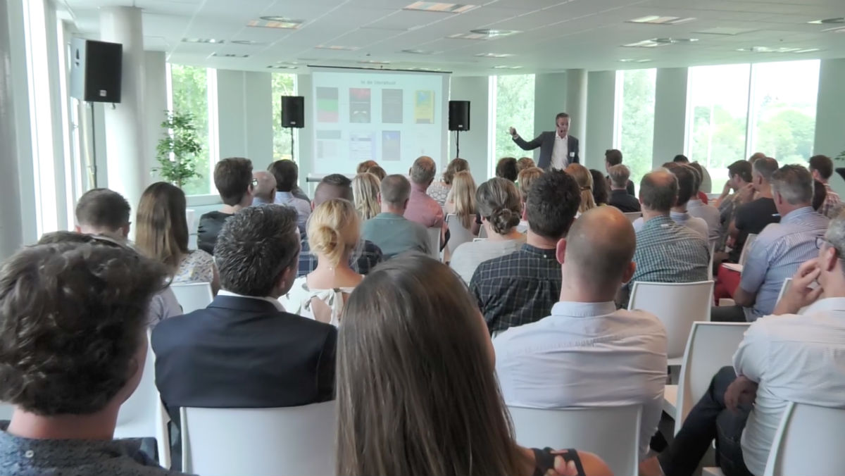 Seminarie Digitalisering in de zorgsector