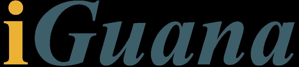 iGuana Logo (Transparent Background) - kopie